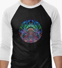 Mandala Energy Men's Baseball ¾ T-Shirt
