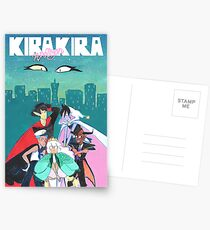 Kira Kira Apollyon Series Cover Postcards