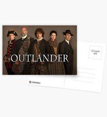 Outlander Postcards