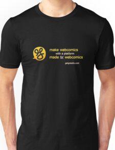 Make webcomics on a webcomics platform Unisex T-Shirt