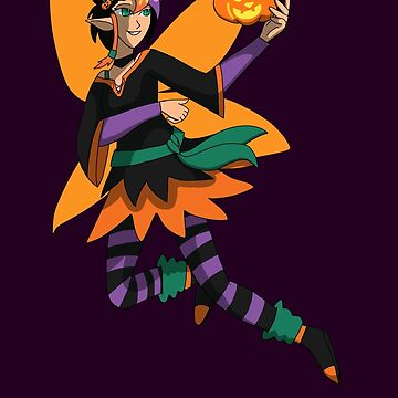 Halloween Faery 2016 by RedVioletShirts