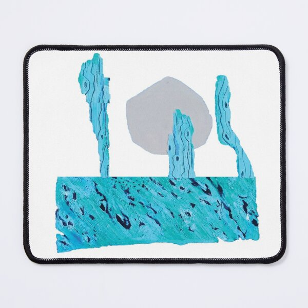 Astonishment of the desert Mouse Pad