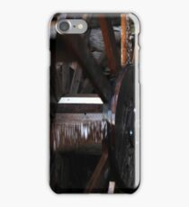 mill wheel iPhone Case/Skin