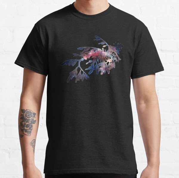 Galaxy Leafy Seadragon Classic T-Shirt