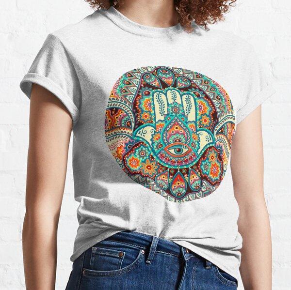 Hamsa Hand Classic T-Shirt