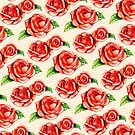 Floral Frosting Pattern by Kelly  Gilleran