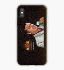 Chuck Finley iPhone Case
