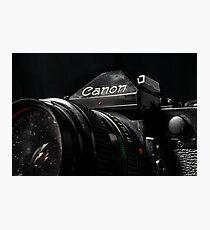 Canon AE-1 Photographic Print