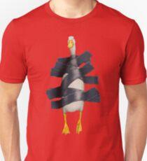 Will Bullas tee / duck tape... Slim Fit T-Shirt