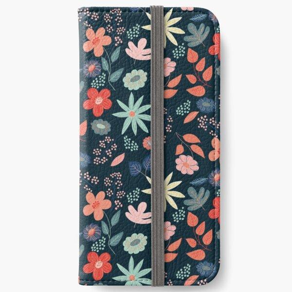 Night Garden iPhone Wallet
