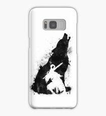 Abyss Warrior VERSION BLACK Samsung Galaxy Case/Skin
