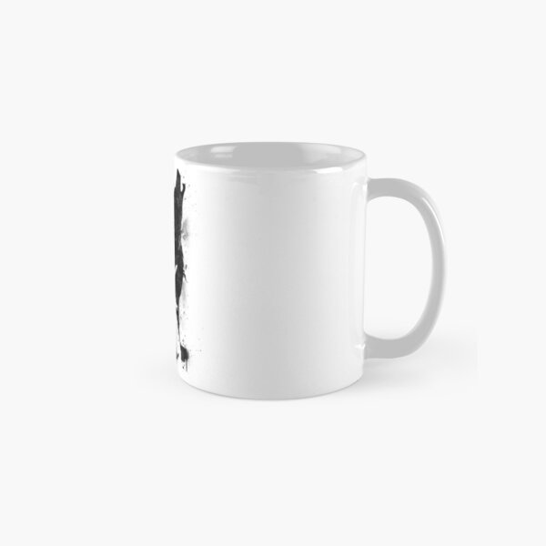 Abyss Warrior VERSION BLACK Classic Mug