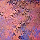 Chevron by Peggy Cline
