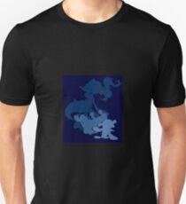 Popplio evolution line T-Shirt