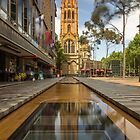 St Paul's Cathedral, Melbourne by susanzentay