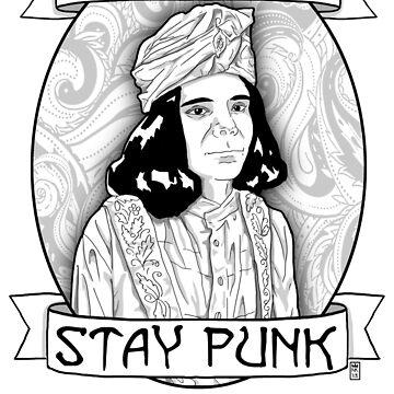 Stay Punk by nikolking