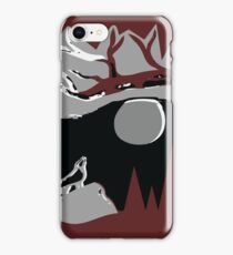 Wolf Dire iPhone Case/Skin