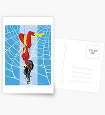 Spider Woman Postcards