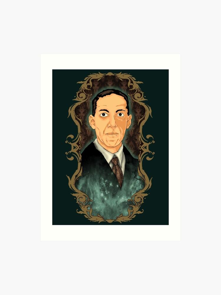 Hp Lovecraft | Art Print