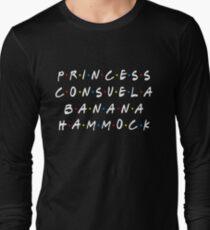 Camiseta de manga larga PRINCESA CONSUELA BANANA HAMACO