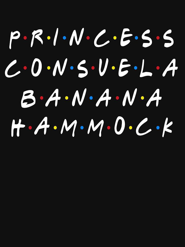 PRINCESS CONSUELA BANANA HAMMOCK by funkythings