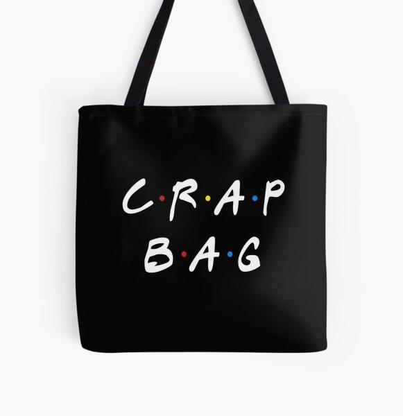CRAP BAG All Over Print Tote Bag
