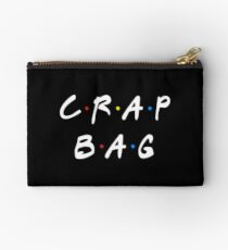 CRAP BAG Zipper Pouch