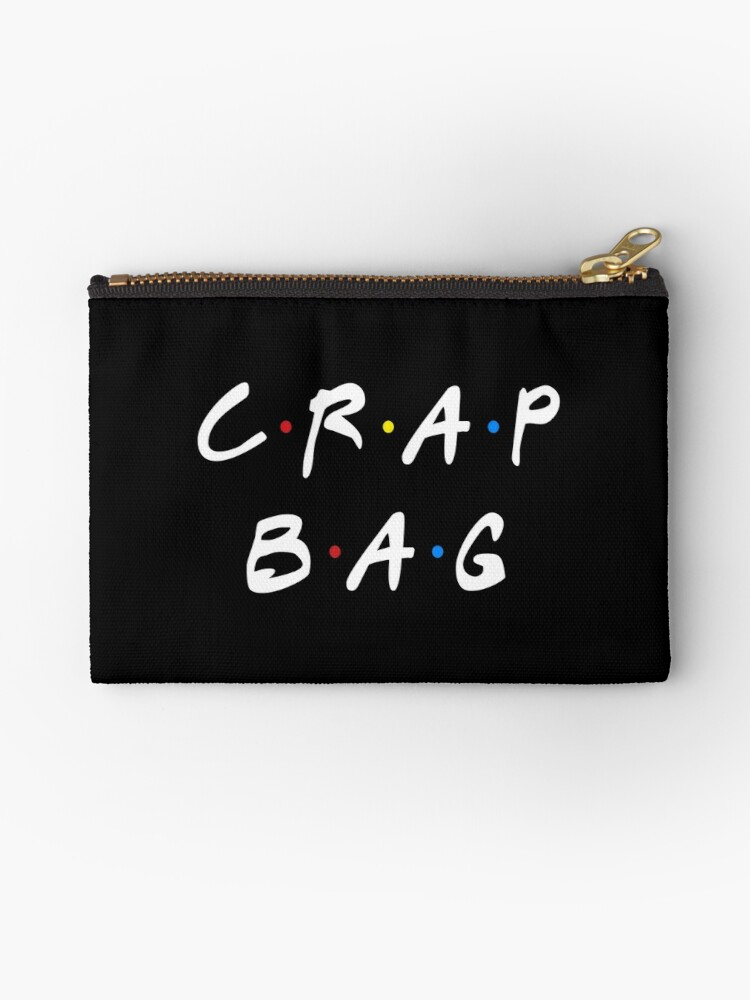 CRAP BAG by funkythings