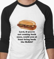 Bring Back The McRib T-Shirt