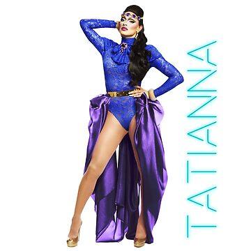 Tatiana by aespinel