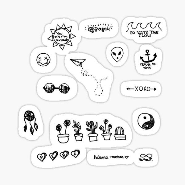 Doodles Sticker Pack Sticker