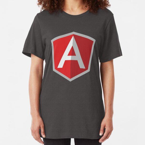 AngularJS Slim Fit T-Shirt