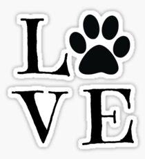 Puppy Love  Sticker