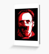 Hannibal Vector Art Greeting Card