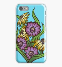 Black-Eyed Susan and African Daisy iPhone Case/Skin
