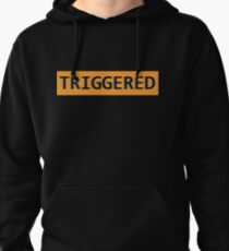 TRIGGERED Pullover Hoodie