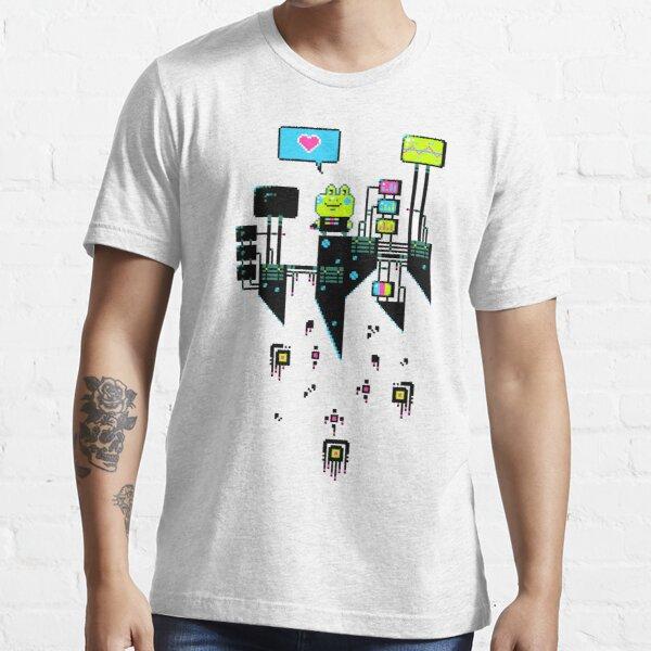 Kikkerstein - Statistical Pixel Genius Essential T-Shirt