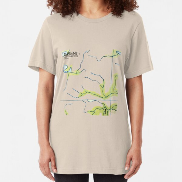 Airport Two Slim Fit T-Shirt