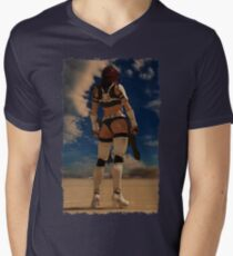 Sexy Storm Trooper Men's V-Neck T-Shirt