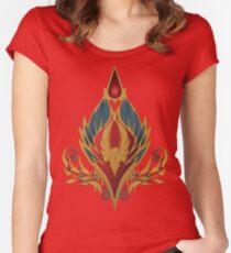 Blood Elf Sigil Women's Fitted Scoop T-Shirt