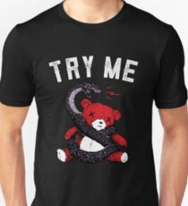 Care Bears Vintage Teddy Bear Try Me Fozzie T-shirts Unisex T-Shirt
