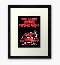 Le spectacle d'images Rocky Horror Impression encadrée