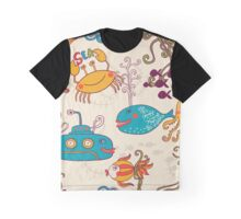 See The Sea  Graphic T-Shirt