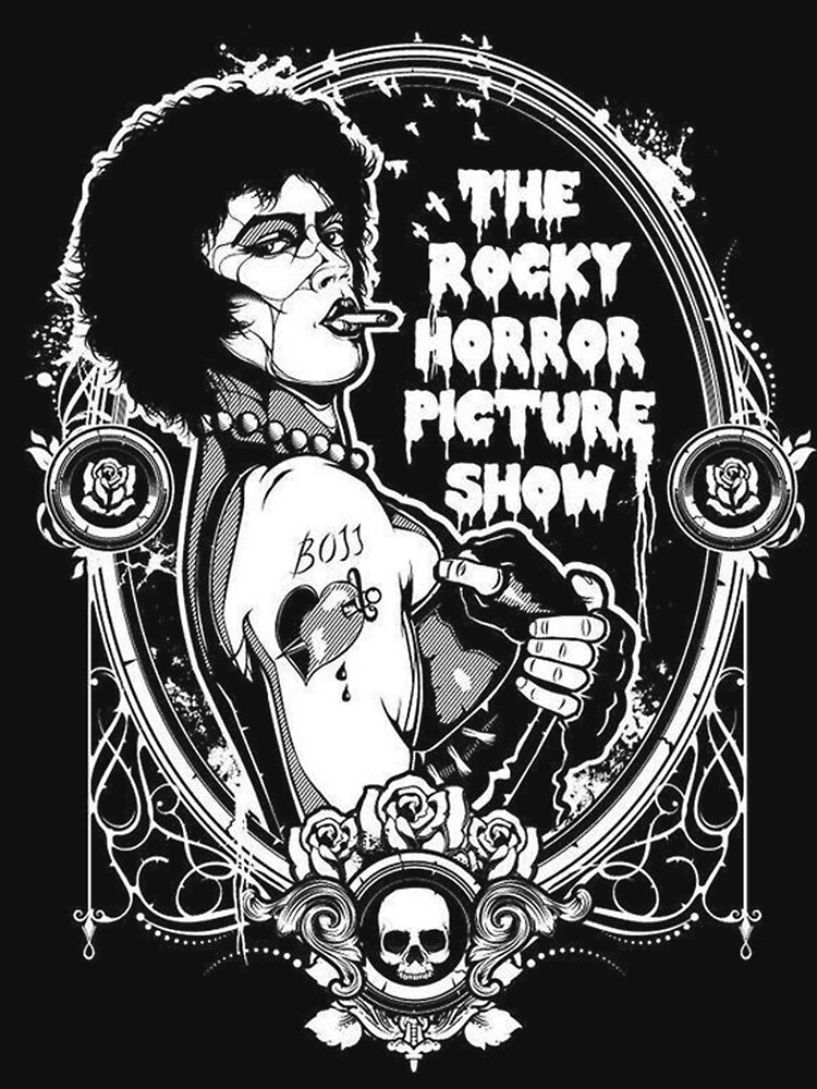 TShirtGifter presents: The Rocky Horror Picture Show Tv Series | Unisex T-Shirt