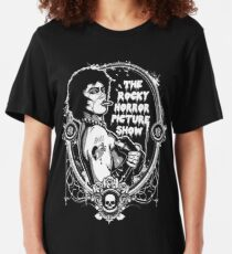 The Rocky Horror Picture Show Tv Series Slim Fit T-Shirt