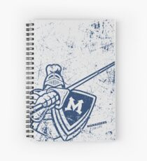 Marauders For Life Spiral Notebook