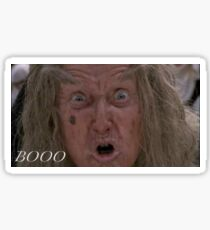 Princess Bride -- BOOOOOOO Sticker