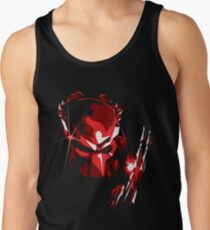 Predator Vector Art Tank Top