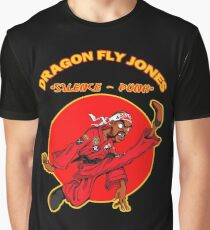 Dragonfly Jones Graphic T-Shirt
