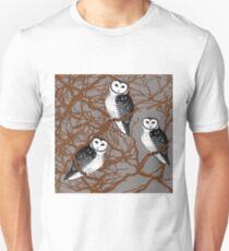 Tasmanian Masked Owl - Endangered Species Unisex T-Shirt